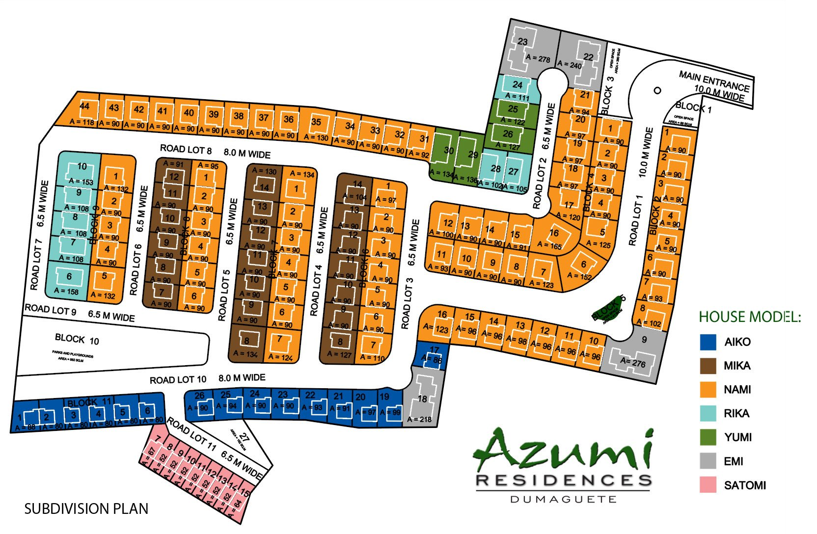 Azumi Residences Philsouth Properties Amp Development