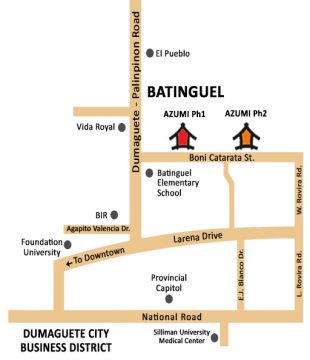 azumi-phase1-location-map